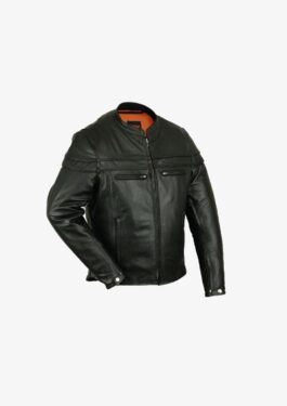 motorcycle leather shop